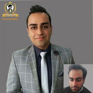 دامادسرای ایرانیان - گریم داماد - گریم دامادکرج