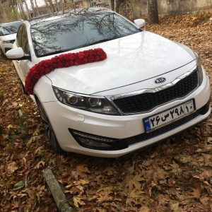 دامادسرای ایرانیان - قلیچ خانی - ماشین عروس